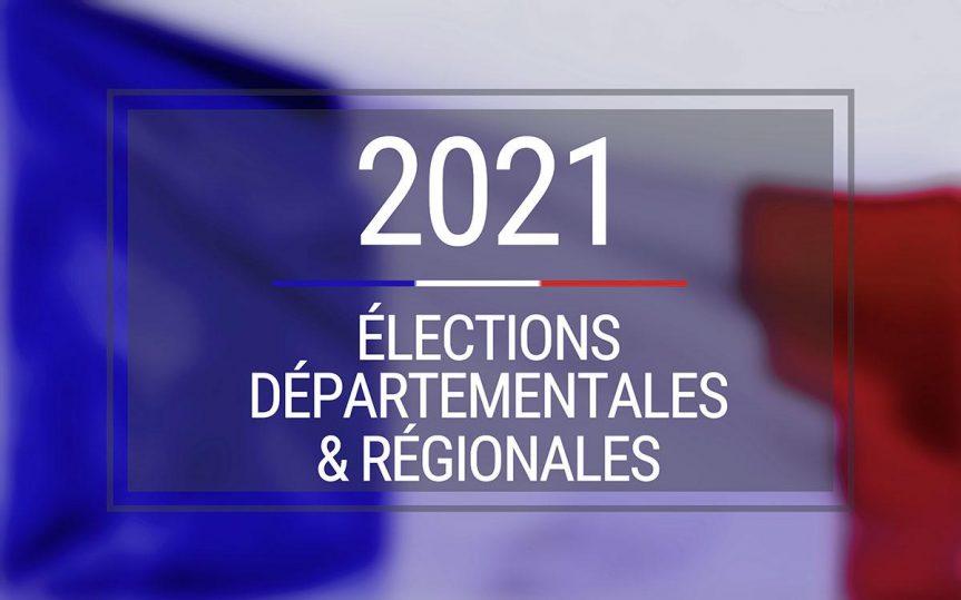 Résultats élections Départementales et Régionales – 2ème tour – 27 juin 2021 à Saint-Genès-de-Lombaud