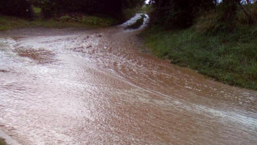 Reconnaissance état de catastrophe naturelle – inondations et coulées de boues du 17 au 19 juin 2021